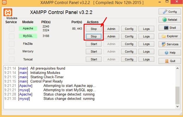 Cara Menggunakan XAMPP Untuk Membuat Website Terbaru 2020