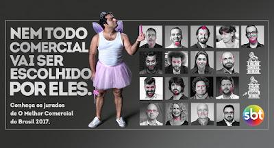 """Anúncio dos jurados traz brincadeira com personagem da campanha, o fadinho frustrado, que se """"vinga"""" por não ter sido eleito """"O Melhor Comercial do Brasil""""."""