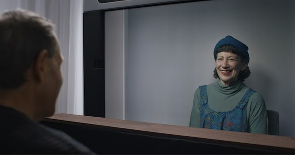 Google's 'Project Starline' Makes Virtual Meetings Feel Like In-Person