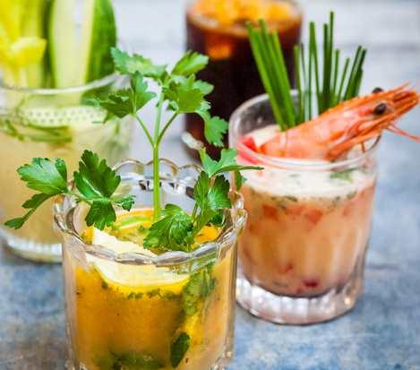 Apa yang Kami Makan Minggu Ini: Croque Madames, Ceviche & Absinthe Cocktails