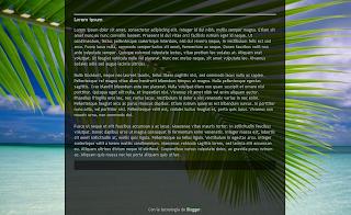 Resultado de imagen para Slideshow de imágenes como fondo del blog