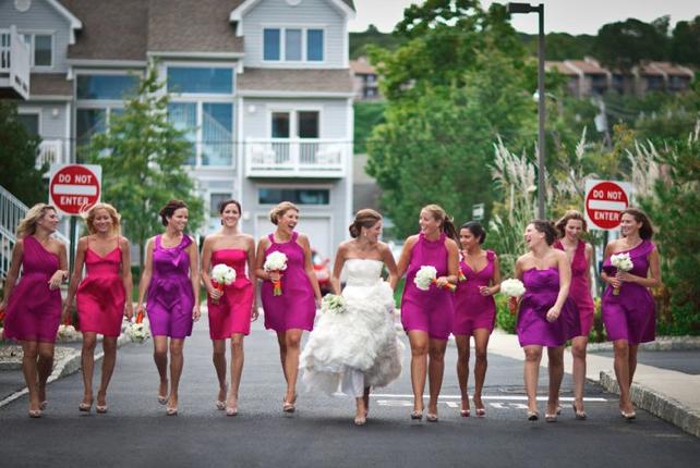 Best Wedding Color Palette