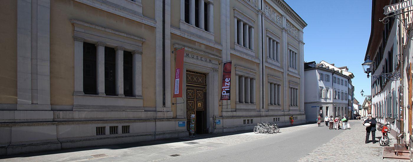 Museu de História Natural de Basel