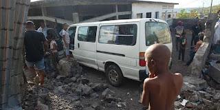 Sidjou-Dimani : Un mort dans un terrible accident de la route