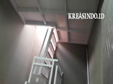 Mezzanine Besi Baja WF pesanan Bpk Aditya di Bekasi Utara