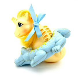 My Little Pony Sun Shower Year Five UK Pretty and Pearly Baby Sea Ponies G1 Pony