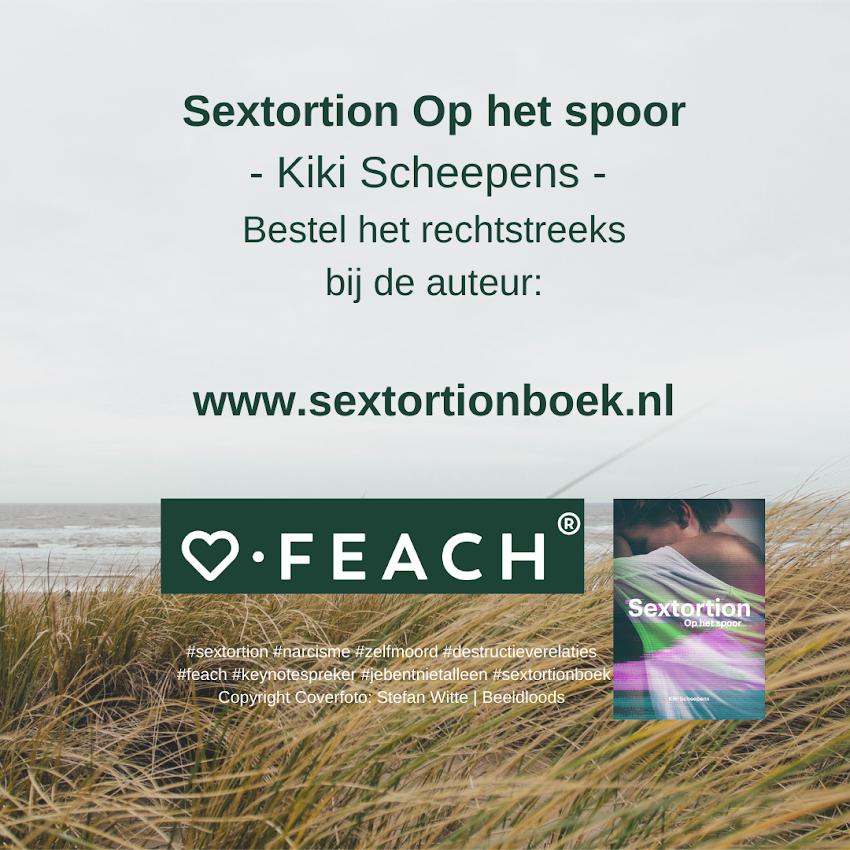 Sextortion Op het spoor , E-book en boomer