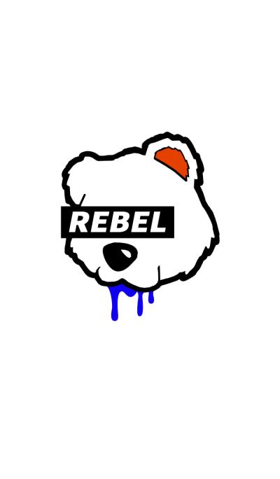 REBEL BEAR style 4