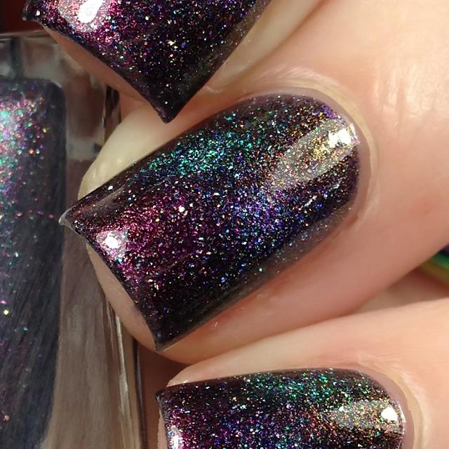 Lemming Lacquer-Aurora Galaxy