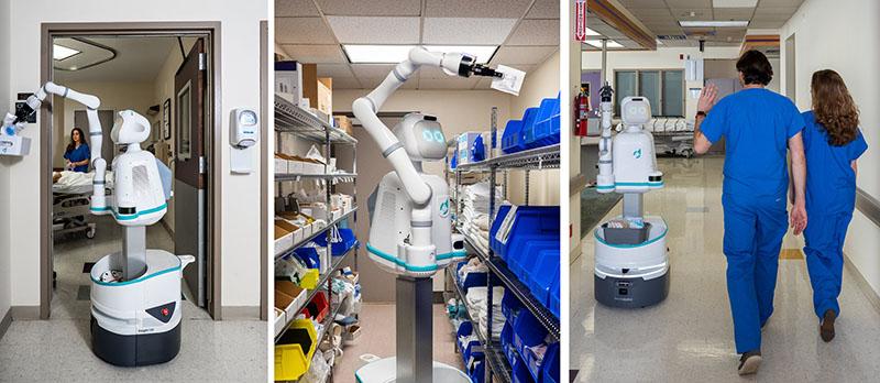 больничный робот  | Лучшие изобретения 2019 на Стартап Ньюс