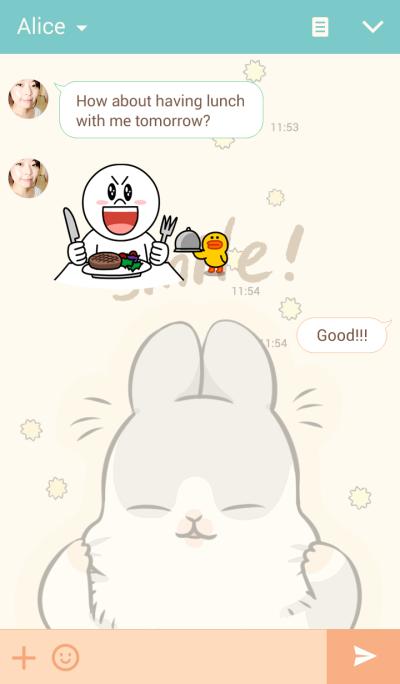 Machiko rabbit