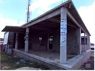 Ato público vai cobrar do Governo do Estado conclusão de obra inacabada e abandonada em Picuí