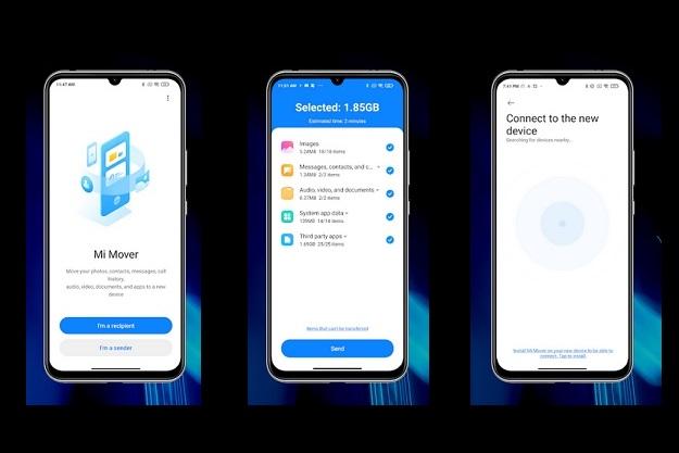 Mi Mover - Πως να μεταφέρεις τα πάντα (επαφές, αρχεία, μηνύματα κ.α.) στο νέο σου Xiaomi smartphone