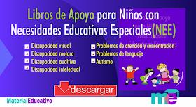 Libros de Apoyo para Niños con Necesidades Educativas Especiales