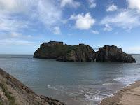 island off welsh coast