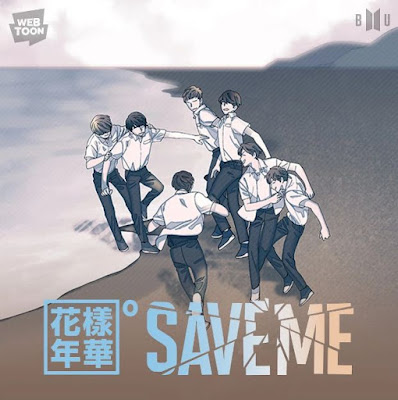 Webtoon BTS 'Save Me'