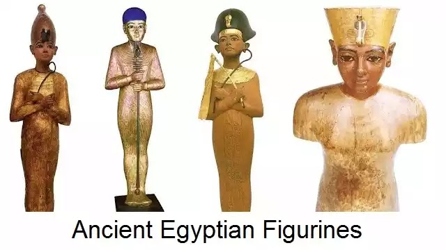 Ancient Egyptian Figurines