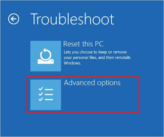 windows-10-troubleshoot-Advanced-options