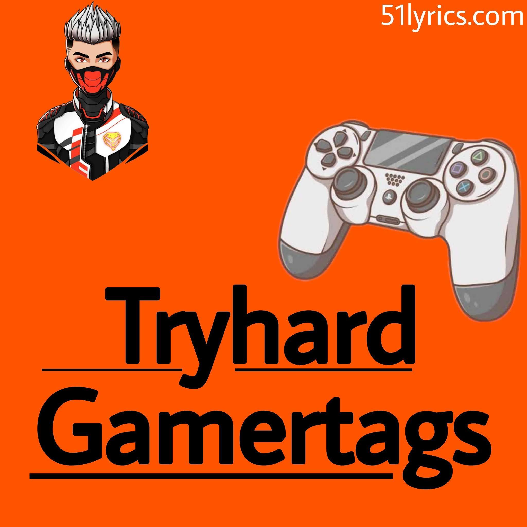 Tryhard Gamertags, gamertags for PS4, Gamertags for XBox, Sweety