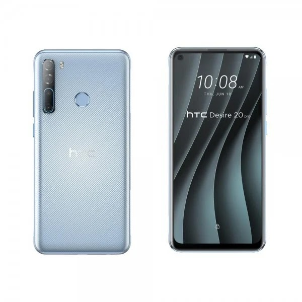 HTC Desire 20 Plus Full Specifications and Price
