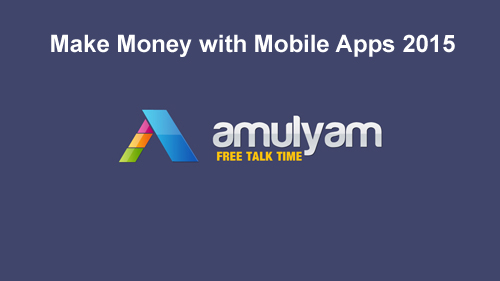 Make money with mobile aps