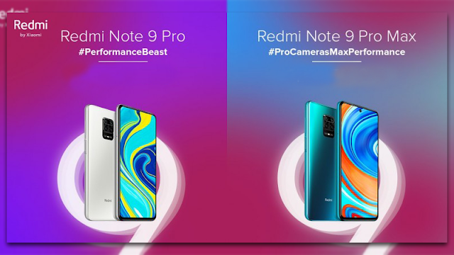 Redmi Note 9 Pro, Note 9 Pro Max specs, features