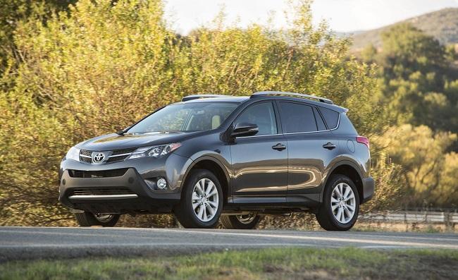 Toyota triệu hồi 2,87 triệu xe RAV4 do lỗi dây an toàn