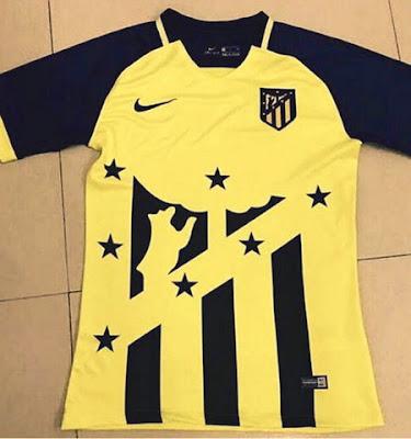 Terza Maglia Atlético de Madrid sito