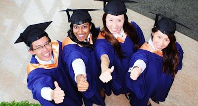 منحة  سنغافورة الدولية للخريجين (SINGA) 2022