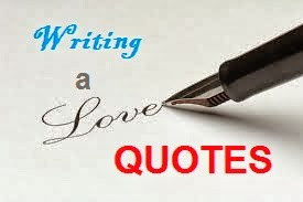 Writing Love Quotes for Your Composition