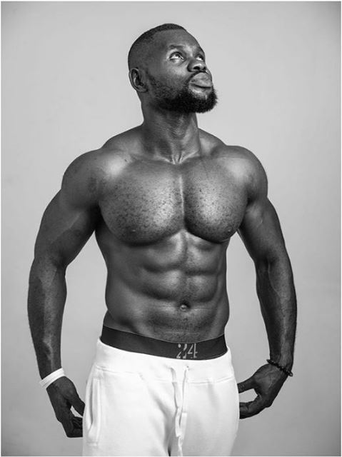 #BBNaija: Ese and Other Housemates Strip Down in New Photoshoot