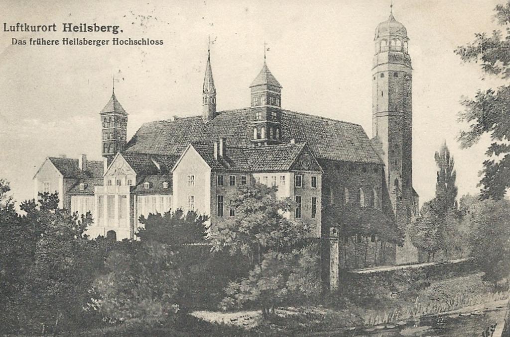 Zamek biskupi w Lidzbarku Warmińskim, Heilsberg