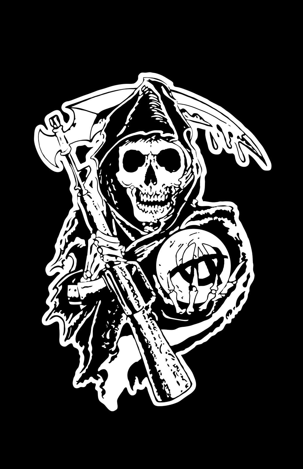 Gemeinsame Sons of Anarchy | Elaborate Doodles @LU_35