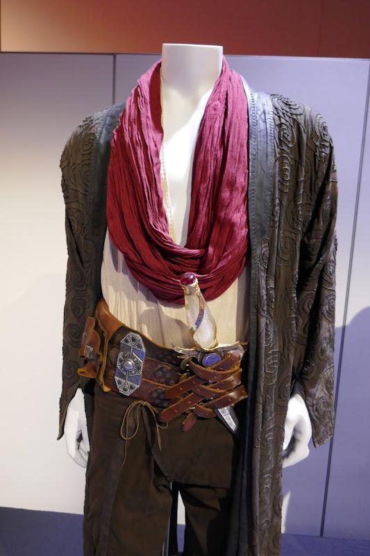 Prince of Persia Dastan film costume