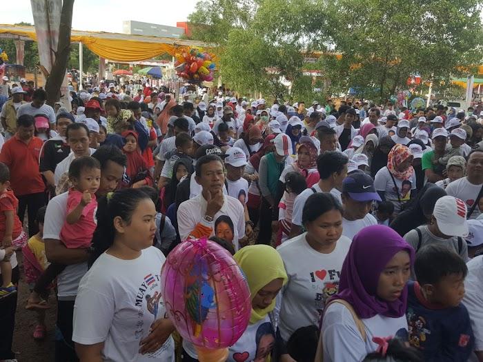 Arinal Diminta Warga Perhatiakan Insfrastruktur Jalan Hingga Kepelosok.