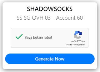 Cara Membuat Akun shadowsocks Premium Gratis