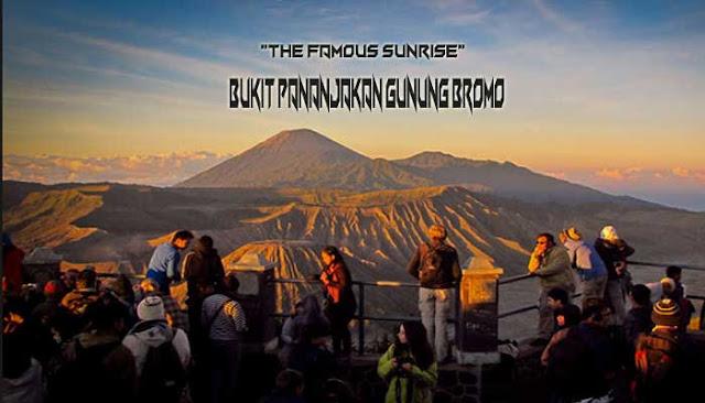 Bukit Pananjakan Bromo