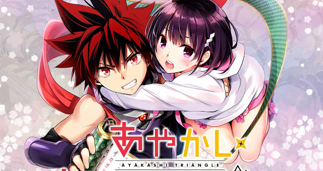 Manga Ayakashi Triangle ha vendido más de 200.000 unidades