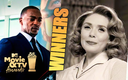 Marvel's Elisabeth Olsen and Anthony Mickie win MTV Awards for their series
