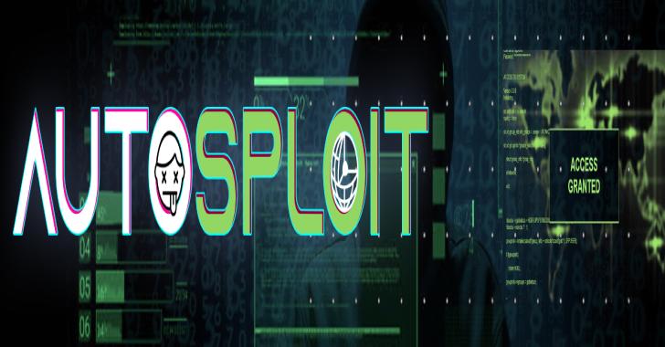 AutoSploit : Automated Mass Exploiter
