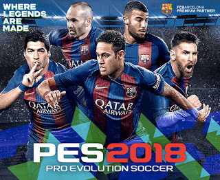 Download Game Pro Evolution Soccer (PES) 2018 For PC Release Date