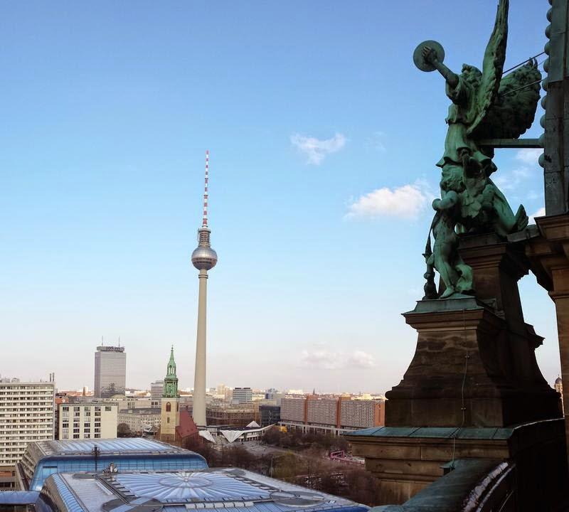 torre berlin desde catedral
