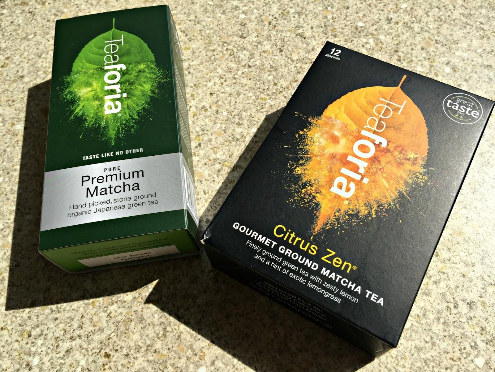 Teaforia Ground Matcha Tea Review