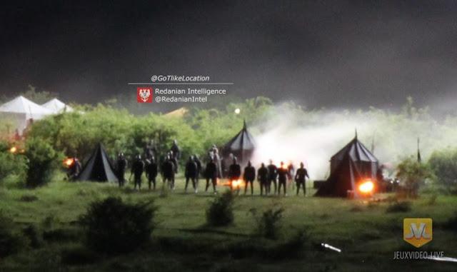 الكشف عن المزيد من الصور داخل مسلسل The Witcher و أجواء اللعبة خاصرة بقوة