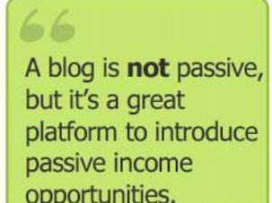 Tips Blog sebagai Pasif Income