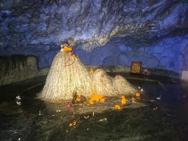 tapkeshwar mahadev mandir