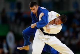 judo one arm throw technique