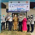 Hari Perhubungan Nasional 2021, Kadishub Sanggau Ajak Insan Perhubungan Untuk Prokes Dan Vaksinasi
