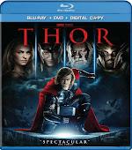 Thor | 2011 | BluRay | 1080p | x264 | AAC | DUAL