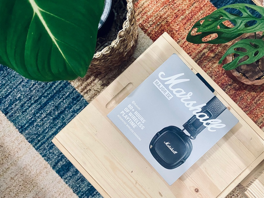 Marshall Major IV Unboxing and Review